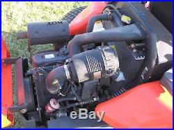 Kubota ZD21 60 diesel zero turn mower