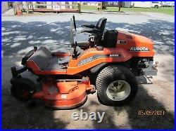 Kubota ZD25 60 Diesel Mower Zero Turn