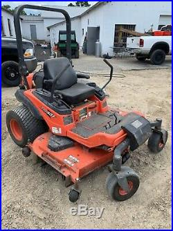 Kubota ZD331 72 In. Zero Turn Lawn Mower
