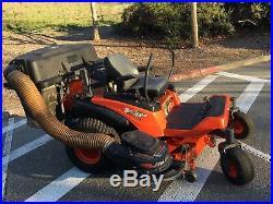 Kubota ZG 327 Commercial Mower