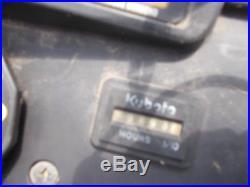 Kubota Zd326 60 Zero-turn With 26hp Diesel Engine Mower Na# 612022