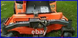 Kubota diesel zero turn mower 60 Only 600 hours
