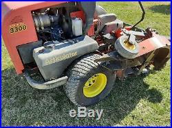 Lastec 3300ZT Turbo Diesel 100 Inch Zero Turn Wide Area Batwing Mower Exmark