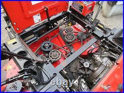 Lastec 3682 Articulator WAM Zero Turn 36 hp. Diesel 82 Rotary Mower 1595 hrs