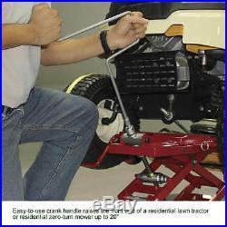 MoJack ZR Zero Turn Mower Lift