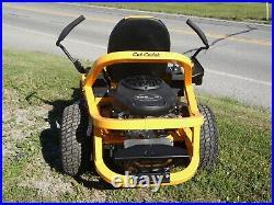 NEW Cub Cadet Ultima ZT1 42 Zero Turn Lawn Mower LOCAL PICKUP ONLY