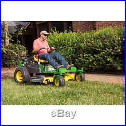 NEW John Deere Z355E 22-HP V-twin Dual Hydrostatic 48-in Zero-turn lawn mower