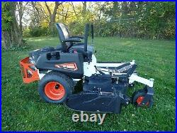 New 2020 Bobcat Zt2000 Zero Turn Mower, 48 Tufdeck, 726 CC Kawasaki Gas Engine