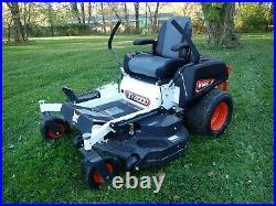 New Bobcat Zt2000 Zero Turn Mower, 48 Tufdeck, 726 CC Kawasaki Gas Engine