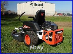 New Bobcat Zt2000 Zero Turn Mower, 52 Tuf Deck, 726 CC Kawasaki Gas, Hydro