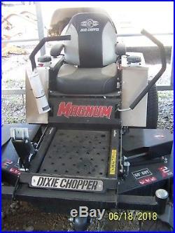 New Dixie Chopper 2017 Mh2560 Zero Turn Mower Lawmower 25 HP Efi 60 Cut