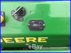 Nice John Deere 717 Zero Turn Mower Only 764 Hours