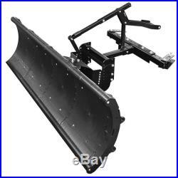 Nordic Auto Plow (49) Zero Turn Mower Plow Blade (Large Frame)