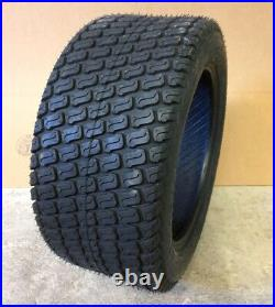 One New 22x10.00-14 Kubota Z122E Zero-Turn Mower Turf Tire