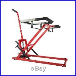 Pro Lift Lawn Mower Jack Lift with 300lb Capacity for Tractors and Zero Turn New