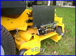 QWIKCHUTE Chute Blocker for Bob-Cat Zero Turn Mowers 52 & 61 Decks NQD-BC5261