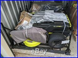 RYOBI 42 in 100 Ah Battery Electric Zero Turn Riding Mower (100 Ah)