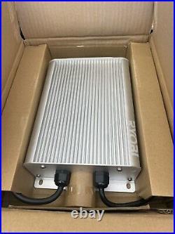 RYOBI 48-Volt Brushless 54 in. 115 Ah Battery Electric Riding Zero Turn Mower