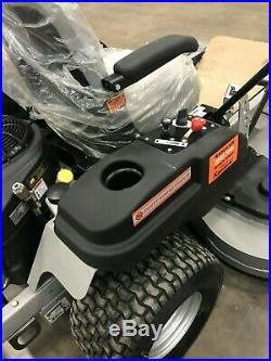 Refurbished 60 Inch Zero Turn Mower Dirty Hand Tools 103408