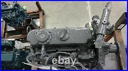 Reman ZD323 Kubota Zero Turn Mower Engine Kubota D902