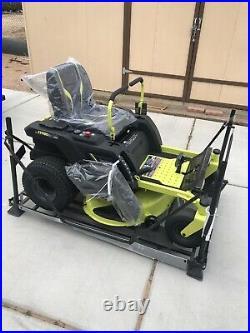 Ryobi 75 AH 42'' Zero Turn Electric 48V Riding Mower