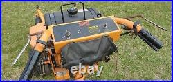 SCAG 36 Walk Behind Zero-Turn Lawn Mower