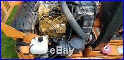 Scag 61 zero turn mower CAT diesel / 470 hours / needs work / Free shipping