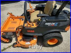 Scag Freedom Z zero turn mower 48 deck 22HP