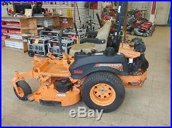 Scag Tiger Cat II Excellent Condition Only 198 Hours