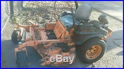 Scag Tiger cub 48 Inch Zero Turn Commercial Lawn Mower smtc-48v