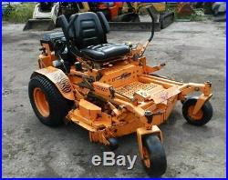 Scag Turf Tiger 52 Mower W / Kohler 26Hp Engine