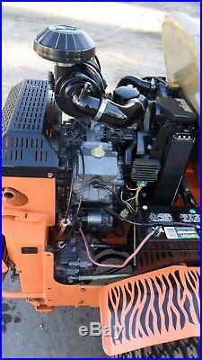 Scag Turf Tiger 61 Riding Mower Kawasaki OHV Engine