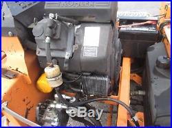 Scag Turf Tiger STT61A-25CH zeroturn mower 61 deck 25 HP Kohler used commercial
