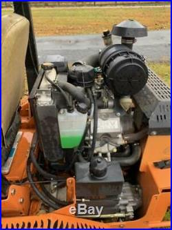 Scag Turf Tiger commercial zero turn mower 72 deck