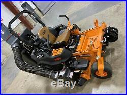Scag zero turn 52 mower