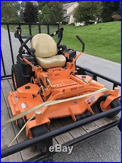 Scag zero turn mower 61