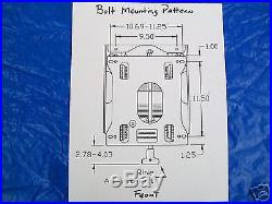 Seat Suspension Kit Fits Many Brands Of Zero Turn Mowers#ff