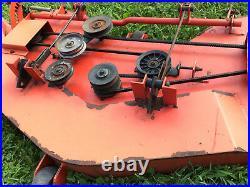 Simplicity 20cfc 60 Mower Deck Assembly 20HP Rear Wheel Steer Zero Turn 1691849