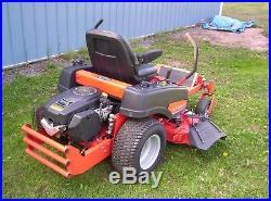 Simplicity Champion zero-turn mower