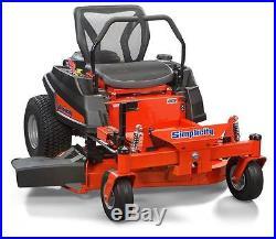 Simplicity Courier 23HP 724cc Briggs 42 FAB Z-Turn Suspension Mower #2691318