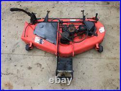Simplicity ZT1644 44 Mower Cutting Deck Assembly Zero Turn 1693827 ZT 1644