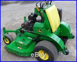 Stand On John Deere 661R EFI QT Mower 24HP Kohler Engine