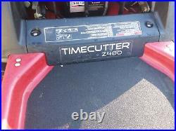 TORO Lawn Mower ZERO TURN TIMECUTTER Z480 Lawnmower
