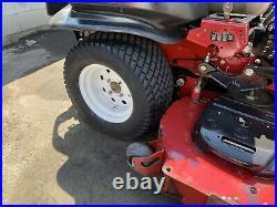 TORO Z MASTER ZERO TURN Commercial Mower