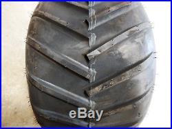 TWO New 24X12.00-12 Kenda K472 Zero Turn Mower Tires 24X12-12 Chevron