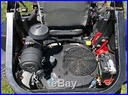 Toro 74940 72 Commercial Riding ZTR Zero Turn Lawn Mower 6000 Series
