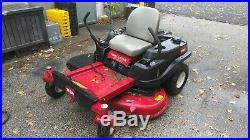 Toro Timecutter SS5000 Zero Turn Riding Lawn Mower 50 24.5HP