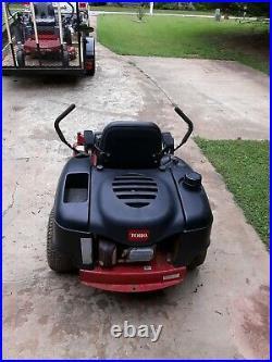 Toro Timecutter Zero Turn Mower, 42 ZTR, 2006 Model, Good Condition