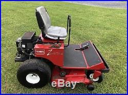 Toro Z222 Zero Turn Mower 50'' Deck 1998 Model