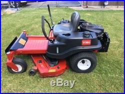 Toro zero turn lawn mower TimeCutter MX5000
